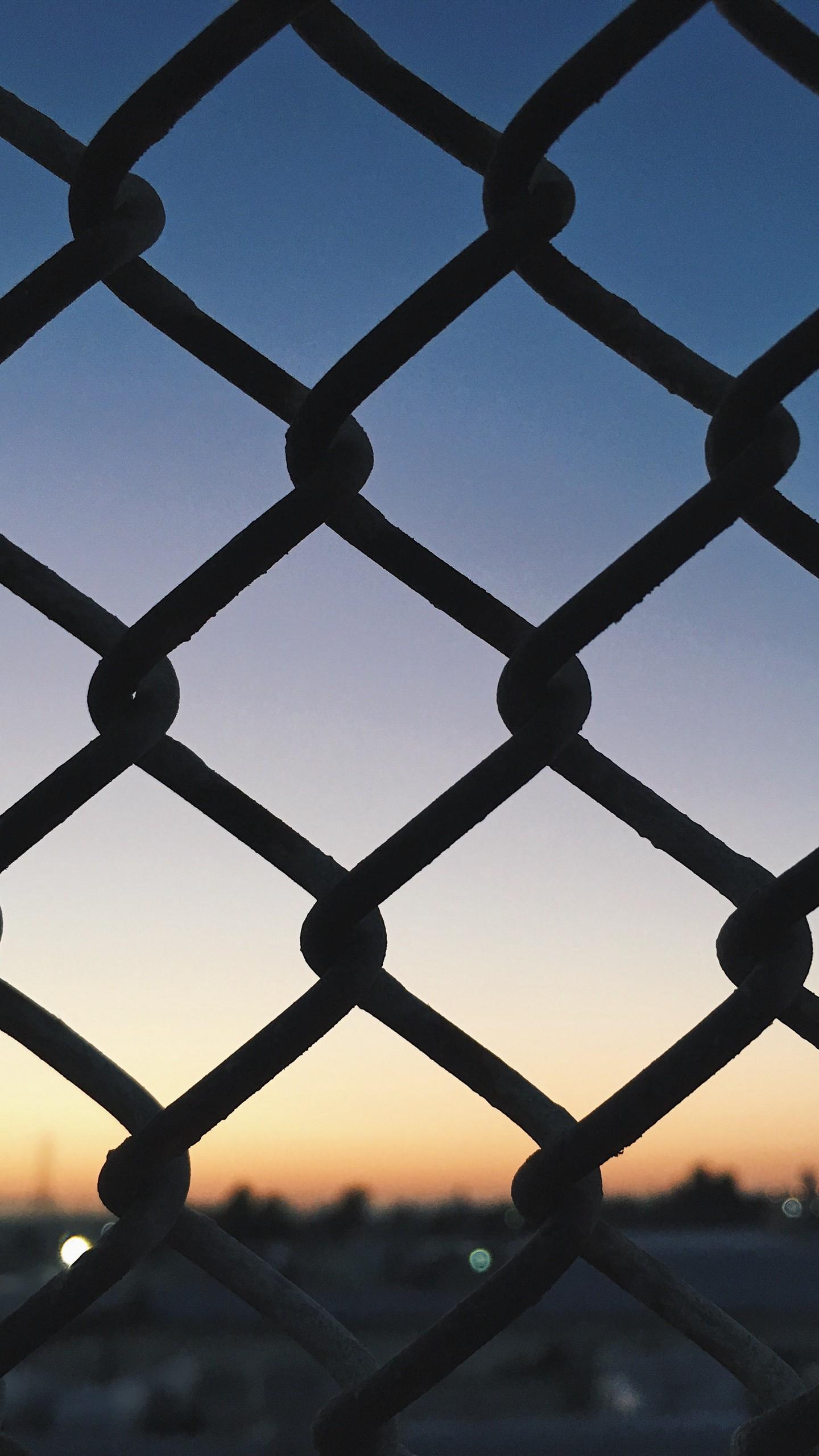 Обои забор, сетка. Разное foto 18